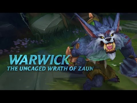 Warwick Champion Spotlight | Gameplay - League of Legends - Thời lượng: 6:25.
