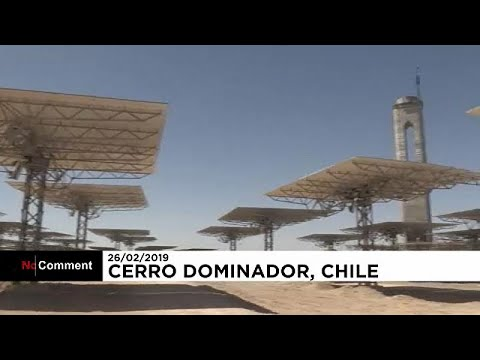 Chile: Lateinamerikas erstes thermisches Solarkraftwer ...