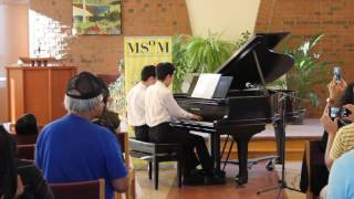 Duets: Highlights from Mississauga School of Music (MSoM) and Milton School of Music's Student R