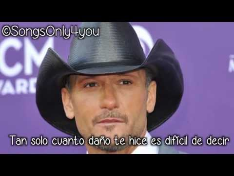 Kill Myself – Tim McGraw (Traducida Al Español)