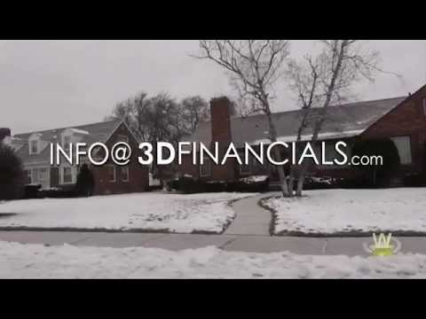 Mousa Ahmad 3D Financials Investing In Metro Detroit Homes
