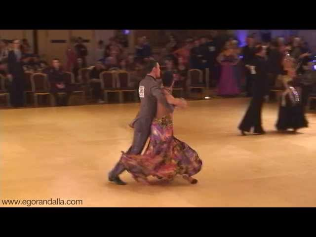 Egor & Alla - Professional American Smooth Viennese Waltz