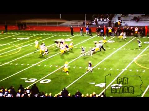 Noah Spence Junior High School Highlights video.