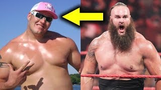 Video 10 Current WWE Wrestlers Who Looked Different Before WWE - Braun Strowman & more MP3, 3GP, MP4, WEBM, AVI, FLV Juli 2018