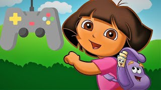 Dora the Explorer - Backpack Adventure 🎒