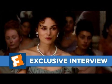 Anna Karenina, An Inside Look with Keira Knightly | Celebrity Interviews | FandangoMovies