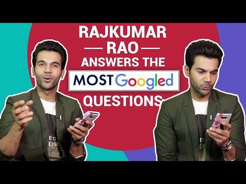 Rajkummar Rao reveals how to get pregnant   Most Googled Question   Pinkvilla   Bollywood