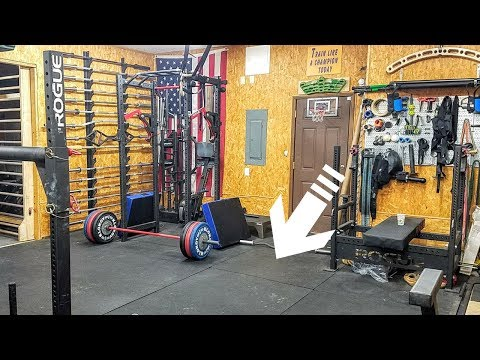 The Home Gym Flooring You NEED