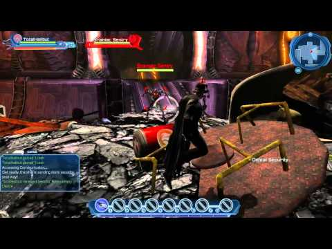 DC Universe Beta – Gameplay and Commentary – Part 1