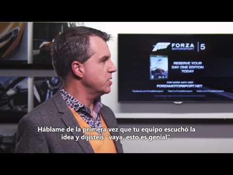 Forza Motorsport 5 – Los nuevos gatillos por impulsos de Xbox One