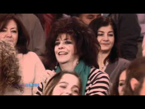 Ellen's Celebrity Audience Lookalikes! Video
