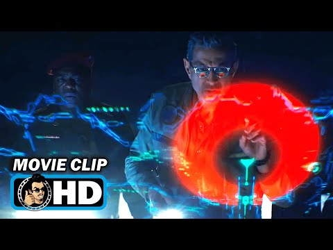 INDEPENDENCE DAY RESURGENCE Movie Clip - Alien Technology with New Footage (2016) Sci-Fi Movie HD