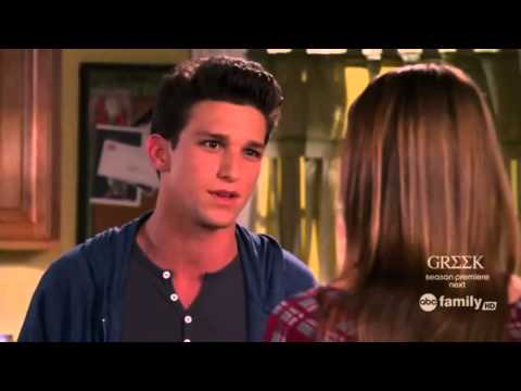 Amy and Ricky | The Secret Life of the American Teenager | 2x11 - Clip 2