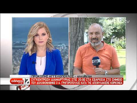 Αντιδράσεις και πολιτική αντιπαράθεση για την αποφυλάκιση του Επ. Κορκονέα | 31/07/2019 | ΕΡΤ