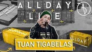 Video [ALLDAY LIVE] Eps. 3 - TUAN TIGABELAS MP3, 3GP, MP4, WEBM, AVI, FLV Juli 2019