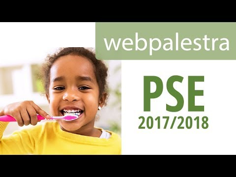 Webpalestra - Programa Saúde na Escola (PSE) ciclo 2017/2018: o que mudou?