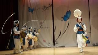 삼거리토요상설무대 천안시립풍물단 판굿