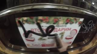Video TacePD Crew: Subway Tagging (feat.7Я) St. Petersburg MP3, 3GP, MP4, WEBM, AVI, FLV Desember 2017