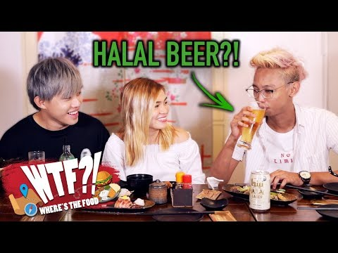 Unexpected Halal Dishes You MUST TRY In Singapore!