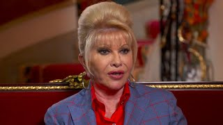 Video Donald Trump's first wife Ivana Trump says she has direct number to White House MP3, 3GP, MP4, WEBM, AVI, FLV Oktober 2018
