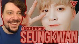 Video Mikey Reacts to 'Guide To SEVENTEEN: Seungkwan' MP3, 3GP, MP4, WEBM, AVI, FLV Januari 2019