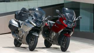 8. BMW K 1600 GT and GTL