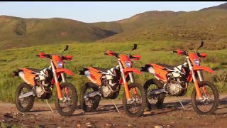 6. 2017 KTM EXC-F Dual Sport First Test- Cycle News