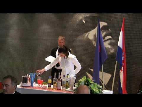 GASTRO 2011 - priprema dugog koktela
