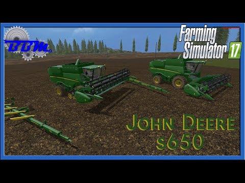 John Deere S650 v1.0.0.0
