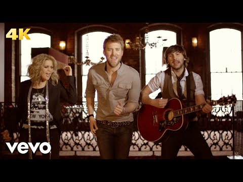 Lady Antebellum - I run lyrics