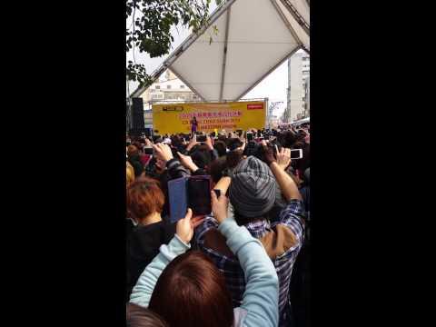 Phương Mỹ Chi hát ở Đài Loan (cực hay )