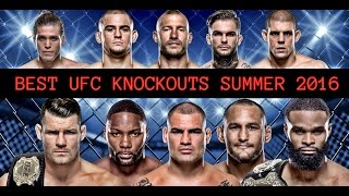 Video Top 10 Finishes - UFC 199 to UFC 202 MP3, 3GP, MP4, WEBM, AVI, FLV Maret 2019