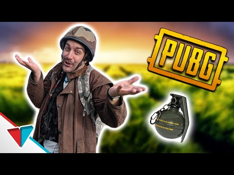 Switching from grenade to weapon in PUBG - Primed