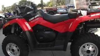 6. 2011 CAN AM MAX 500 EFI XT
