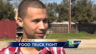 Fight is on to extend hours, allow food trucks in Turlock Video