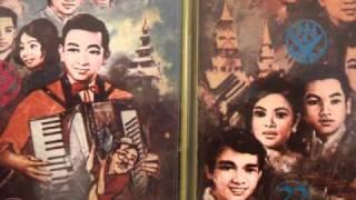 Khmer Classic - ARNOUSAVARY PALIN ALBUMS VOL. 1,2,3,