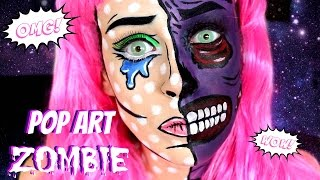 Nonton Pop Art Zombie Makeup || NYX FACE AWARDS NL 2016 ENTRY Film Subtitle Indonesia Streaming Movie Download