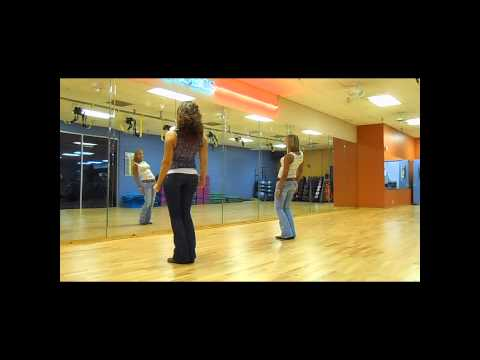 How Country Feels Line Dance / Instruction