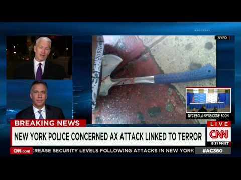 islamic - CNN anchor Anderson Cooper discusses possible