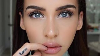 My Current Simple Foundation Routine +GIVEAWAY! by Carli Bybel