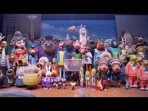 Sing Full Movie in English Animation Movies Kids New Disney Cartoon 2019