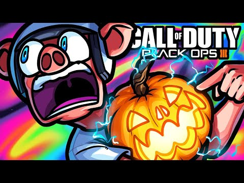 BO3 Zombies Funny Moments - Cold War Zombies!
