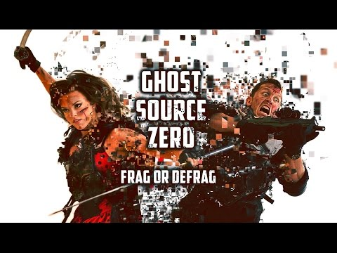Ghost Source Zero  - First Look Trailer
