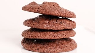 Chocolate Chunk Cake Batter Cookies | Episode 1045 by Laura in the Kitchen