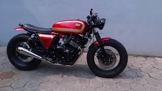 MotoVLog - Honda CB400