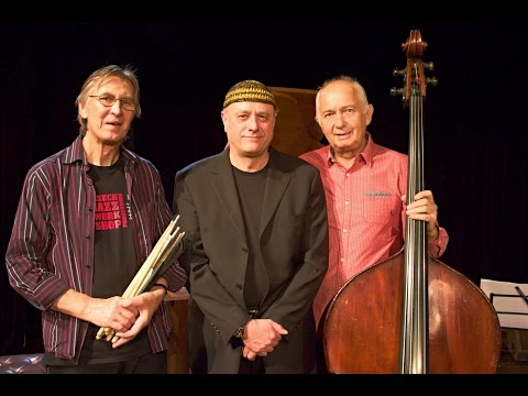THE MUH TRIO -- MAGRIS-UHLIR-HELESIC  LIVE AT REDUTA- PRAGUE OCT.13,2016