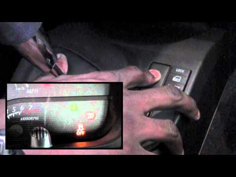 2012 | Scion | IQ | Traction and VSC Controls | How To By Toyota City