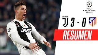 Video Juventus - Atlético de Madrid [3-0] | GOLES | Octavos de final (VUELTA) | UEFA Champions League MP3, 3GP, MP4, WEBM, AVI, FLV September 2019