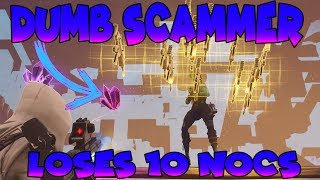 Video Dumb Kid Loses 10 Nocs! (Scammer Gets Scammed) Fortnite Save The World MP3, 3GP, MP4, WEBM, AVI, FLV Oktober 2018