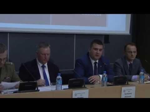 Briefing nt. stanu przygotowań do szczytu NATO